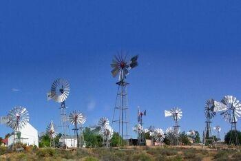 Windmill Museum, Loeriesfontein, Upper Karoo & Hantam Karoo, Northern Cape