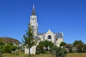 Dutch Reformed Church, Church Street, Hanover, Upper Karoo & Hantam Karoo, Northern Cape
