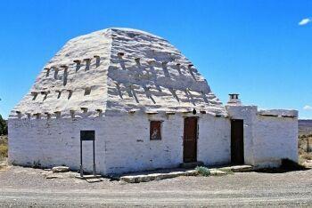 Corbelled House, Stuurmansfontein, Carnarvon, Upper Karoo & Hantam Karoo, Northern Cape