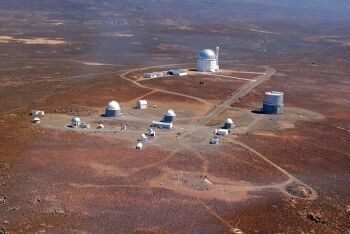 The South African Astronomical Observatory, Sutherland, Upper Karoo & Hantam Karoo, Northern Cape
