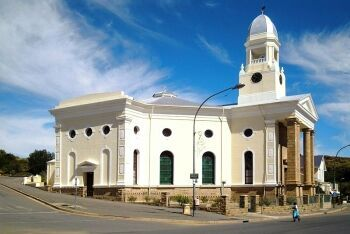 Dutch Reformed Church, Colesburg, Upper Karoo & Hantam Karoo, Northern Cape