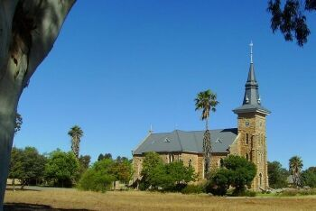 Dutch Reformed Church, Nieuwoudtville, Northern Cape