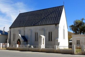 St John\'s Church circa 1869, Victoria West, Upper Karoo & Hantam Karoo, Northern Cape