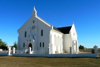 Dutch Reformed Church, Voortrekker Street, Brandvlei, Upper Karoo & Hantam Karoo, Northern Cape