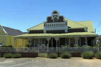 Victorian villa in Calvinia, Upper Karoo & Hantam Karoo, Northern Cape