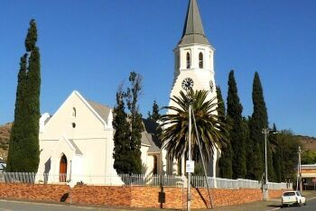 Dutch Reformed Church, Victoria West, Upper Karoo & Hantam Karoo, Northern Cape