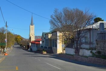 Dutch Reformed Church, Loop St (walk street), Richmond, Upper Karoo & Hantam Karoo, Northern Cape
