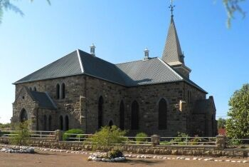 Dutch Reformed Church, Williston, Upper Karoo & Hantam Karoo, Northern Cape