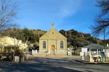 Dutch Reformed Church, Stockenstrom Street, Colesberg, Upper Karoo & Hantam Karoo, Northern Cape